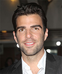 Zachary Quinto Hairstyle - click to view hairstyle information