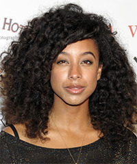 Corinne Bailey Rae Hairstyle - click to view hairstyle information