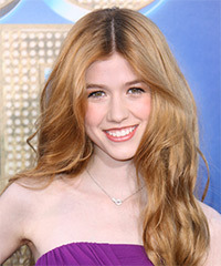 Katherine McNamara Hairstyle - click to view hairstyle information