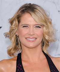 Kristy Swanson Hairstyle