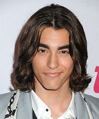 Blake Michael Hairstyle - click to view hairstyle information