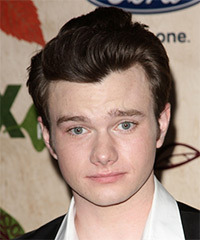 Chris Colfer - Short Straight