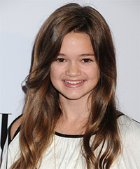 Ciara Bravo Hairstyle - click to view hairstyle information