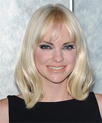 Anna Faris Hairstyle