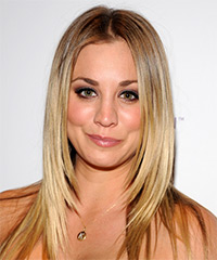 Kaley Cuoco - Straight