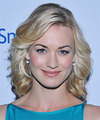 Yvonne Strahovski Hairstyles