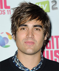 Charlie Simpson Hairstyle - click to view hairstyle information