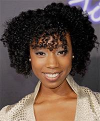Enisha Brewster Hairstyle