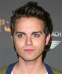 Thomas Dekker Hairstyles