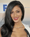 Nicole Scherzinger Hairstyles