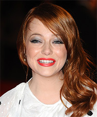 Emma Stone Hairstyle - click to view hairstyle information