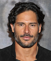 Joe Manganiello - Short Wavy
