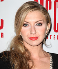Nina Arianda Hairstyle - click to view hairstyle information