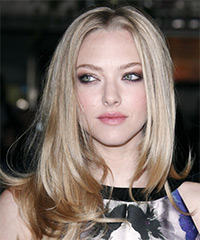Amanda Seyfried Long Straight Formal