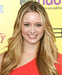 Greer Grammer Long Straight Casual