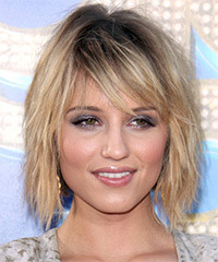 Dianna Agron - Medium Straight