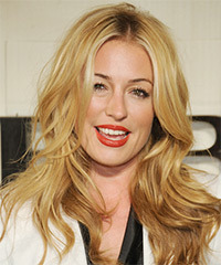 Cat Deeley - Long Wavy