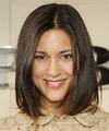 Julia Jones Hairstyle