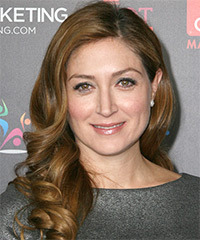 Sasha Alexander Hairstyle - click to view hairstyle information