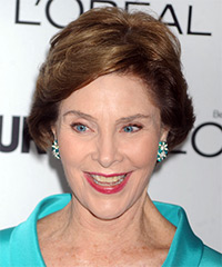 Laura Bush - Straight