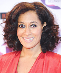Tracee Ellis Ross - Medium Curly