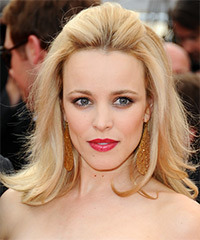 Rachel McAdams - Half Up Medium