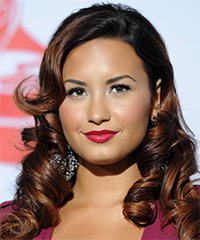 Demi Lovato - Long Curly