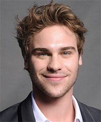 Grey Damon Hairstyle