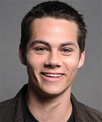 Dylan O'Brien - Short Straight