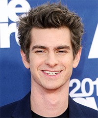 Andrew Garfield Short Straight Casual