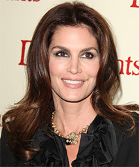 Cindy Crawford Hairstyle