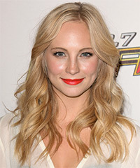 Candice Accola - Long Wavy