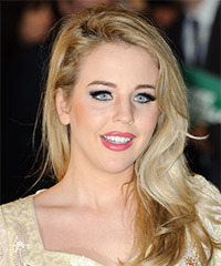 Lydia Bright  Hairstyle - click to view hairstyle information