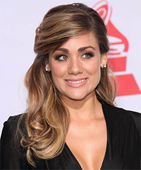 Gloria Ordaz Hairstyle - click to view hairstyle information