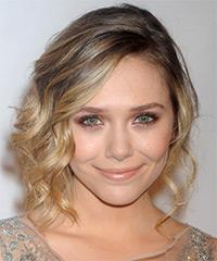 Elizabeth Olsen - Curly