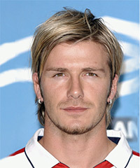 David Beckham - Medium Straight
