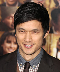 Harry Shum Jr - Short Straight