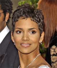 Halle Berry Short Hair Cuts