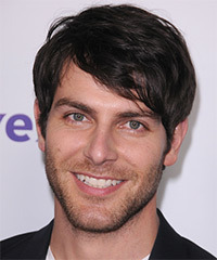 David Giuntoli Hairstyle - click to view hairstyle information