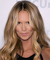 Elle Macpherson Hairstyle - click to view hairstyle information