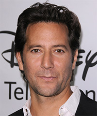 Henry Ian Cusick  Hairstyle - click to view hairstyle information
