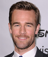 James Van Der Beek Hairstyle - click to view hairstyle information