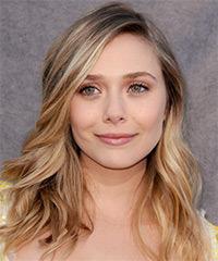 Elizabeth Olsen - Long
