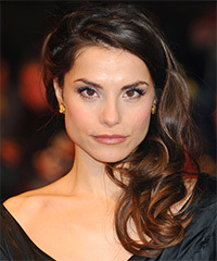 Charlotte Riley  Hairstyle - click to view hairstyle information