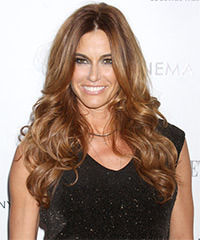 Kelly Bensimon Hairstyle - click to view hairstyle information