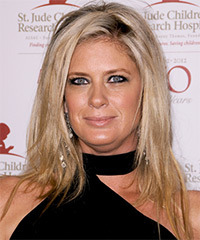 Rachel Hunter Hairstyle - click to view hairstyle information