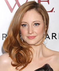 Andrea Riseborough  Hairstyle