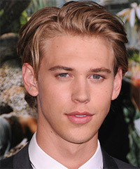Austin Butler - Short Straight