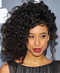 Corinne Bailey Rae Hairstyles