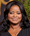 Octavia Spencer Hairstyle